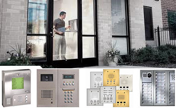 Intercom and House Example